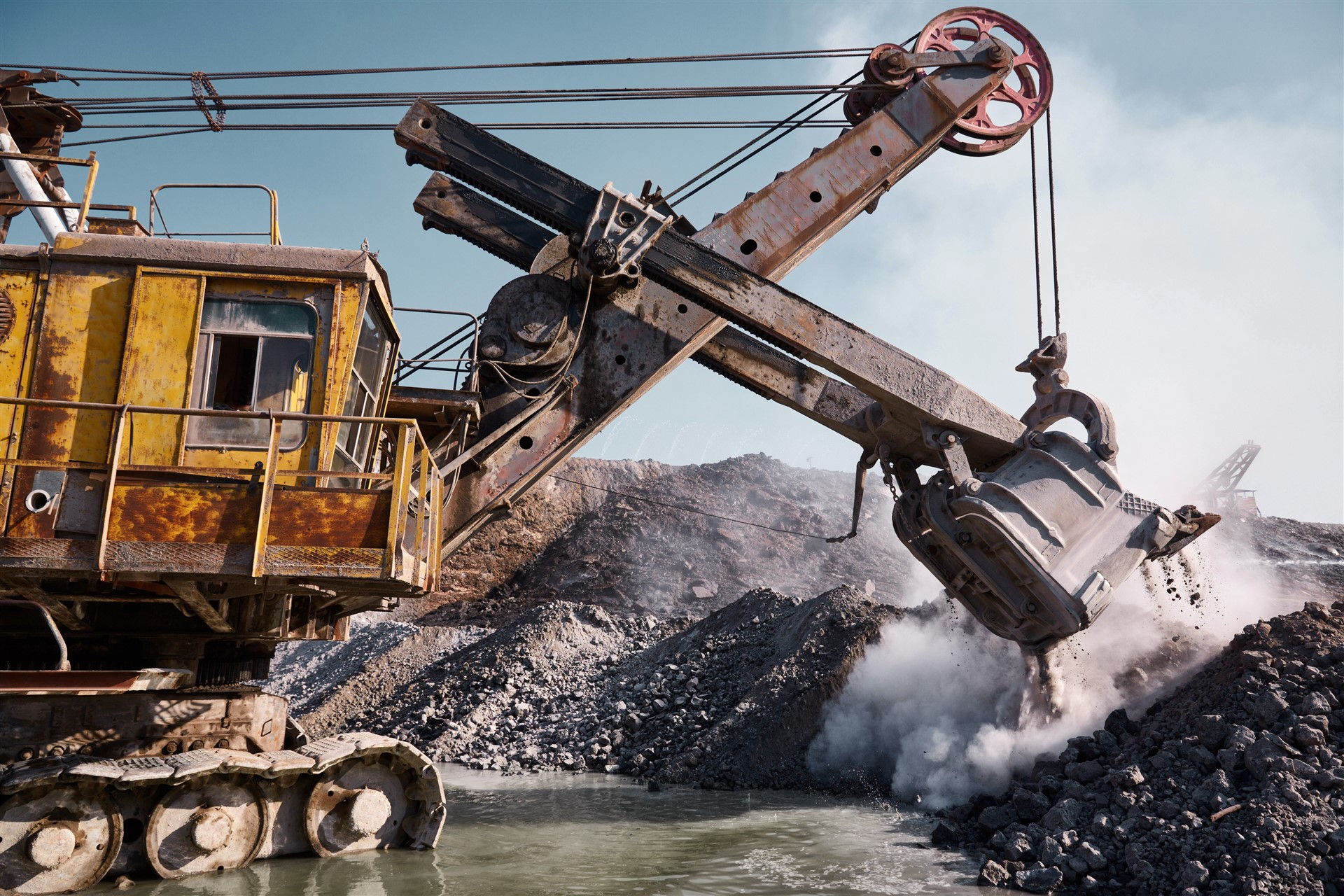 Agencia aduanal industria de la minería